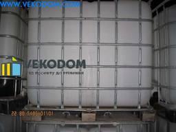 Емкость бочки полиэтиленовая 1000 литров куб пластиковый