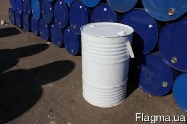 Бочка металическая216 литровб/у узкокогорлая, пищ.