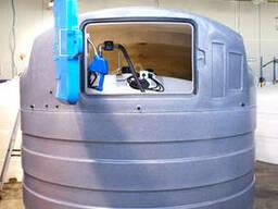 Бочки, емкости, резервуары для хранения топлива, ГСМ, AdBlue