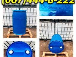 Бочки пластиковые 200 литров б/у на две горловины (Чистые)