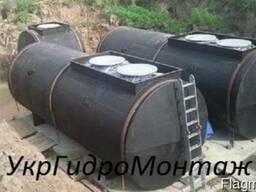 Бочки, резервуары для хранения топлива, доставка из Днепропе
