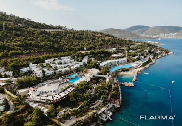 Бодрум Турция Kairaba Blue Dreams Resort & Spa Hotel 5 *