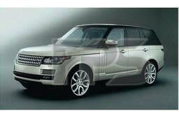 Боковое стекло передней двери Land Rover Range Rover '12. ..