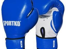 Боксерские перчатки 8,10,12 ун.