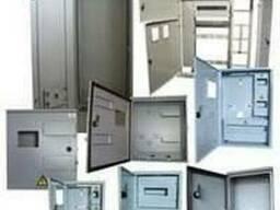 Шкафы распределения электроэнергии ШМР под счетчики