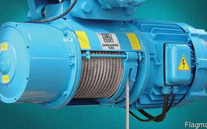 Болгарский электротельфер тип Т от 0,5 до 50 т