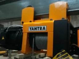 Болгарский тельфер Янтра передвижной 3,2 тонн 9 метров
