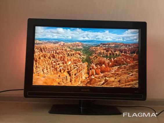 "Большой телевизор Philips 42"" Full HD, Амбилайт подсветка, Сабвуфер"