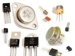 Большой выбор импортных транзисторов