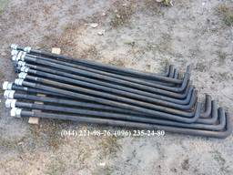 Болт фундаментный М48 Тип 1. 1
