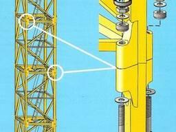 Болт крепления башенной секции Liebherr