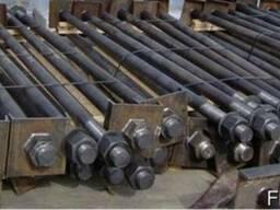 Болты фундаментные анкерные ГОСТ 24379.1-80 (24379.1-2012)