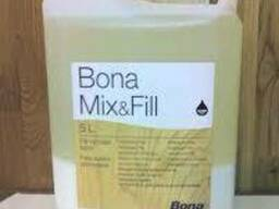 Bona Mix Fill шпаклёвка под водный лак. 5л.