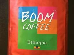 BoomCoffee Кофе в зернах арабика моносорт - Эфиопия Джимма