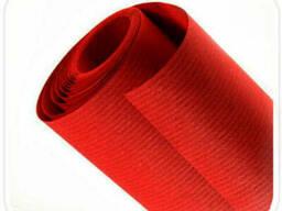 Бордовая крафт бумага в рулоне (двусторонняя, 70 г/м2)