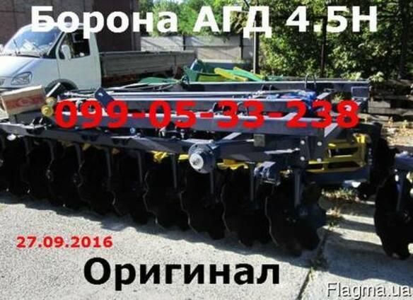 Борона АГД-1.8 (агд-2,1 агд-2,8 агд-3,5( Реально АГД -завод
