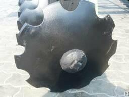 Борона дисковая навесная Bomet 1,3 м (Украина-Италия) - фото 5