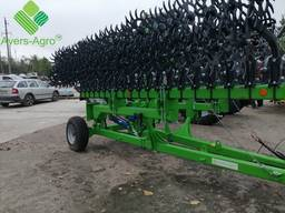 Harrow rotary Green Star 9 m Euro