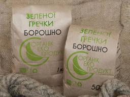 Борошно гречки зеленої ( Мука из зелёной гречки )