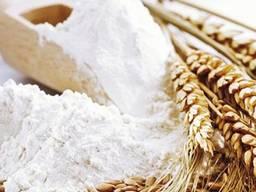 Борошно (мука) пшеничне, 1-2 сорт (без висівок)