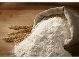 Борошно пшеничне (Вищий, перший, другий сорти та висівки), П