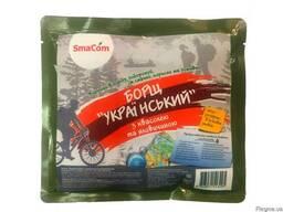 Борщ с мясом в реторт-пакете Smacom