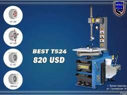 Best T524 Шиномондажный станок стенд оборудование