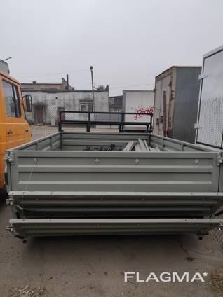 Платформа на ГАЗ-3302 (любой размер) без борта