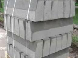 Бортовой камень БР 300-30-18 БР 100.30.15