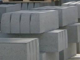 Борты и бордюры бетонные БУ 300. 30. 32, гост, купить