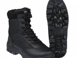 Ботинки армейские Mil-Tec SWAT черные