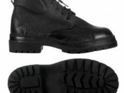 Ботинки мужские зимние б/п юфть/кирза (под заказ от 20 пар)