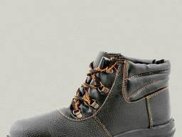 Рабочие ботинки утепленные