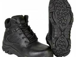 Ботинки Delta Side Zip 5 дюймов черные