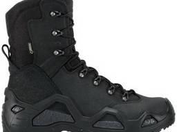 Ботинки демисезонные полевые Lowa Z-8N GTX C черные