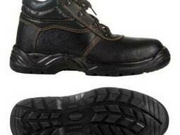 Ботинки демисезонные, спецобувь для охраны, ботинки на ПУП