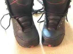 Ботинки для сноуборда размер 41