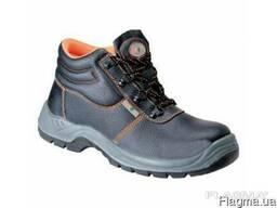 Ботинки кожаные, Евростандарт, ботинки модель Firsty 01