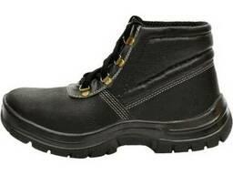 Утепленные ботинки на меху, спецобувь зимняя