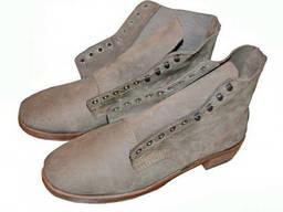 Ботинки немецкие пехотные
