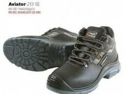 Ботинки рабочие, обувь рабочая, спец обувь.