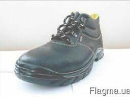 Ботинки рабочие с металлическим подноском, модель 2107 S1
