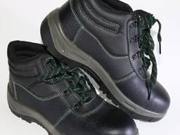 Ботинки рабочие с металлическим подноском «BRR»