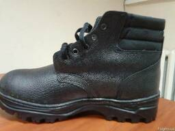 Ботинки рабочие теплые для строителей, аграрий