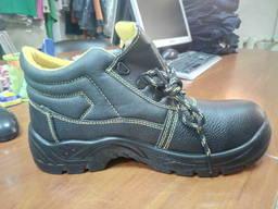 Ботинки рабочие ТМ Рейс метносок, антипрокольная пластина - фото 2