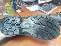 Ботинки рабочие ТМ Рейс метносок, антипрокольная пластина - фото 4