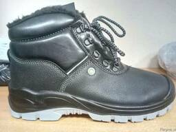 Ботинки утепленные с метподноском утепленные