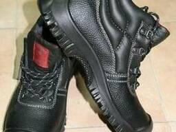 """Ботинки рабочие кожаные """"Сицилия"""""""