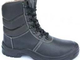 Ботинки Зимние с завышенными берцами Тайга