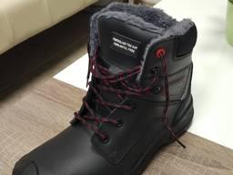 Ботинки рабочий утепленные Raily степень защиты S3